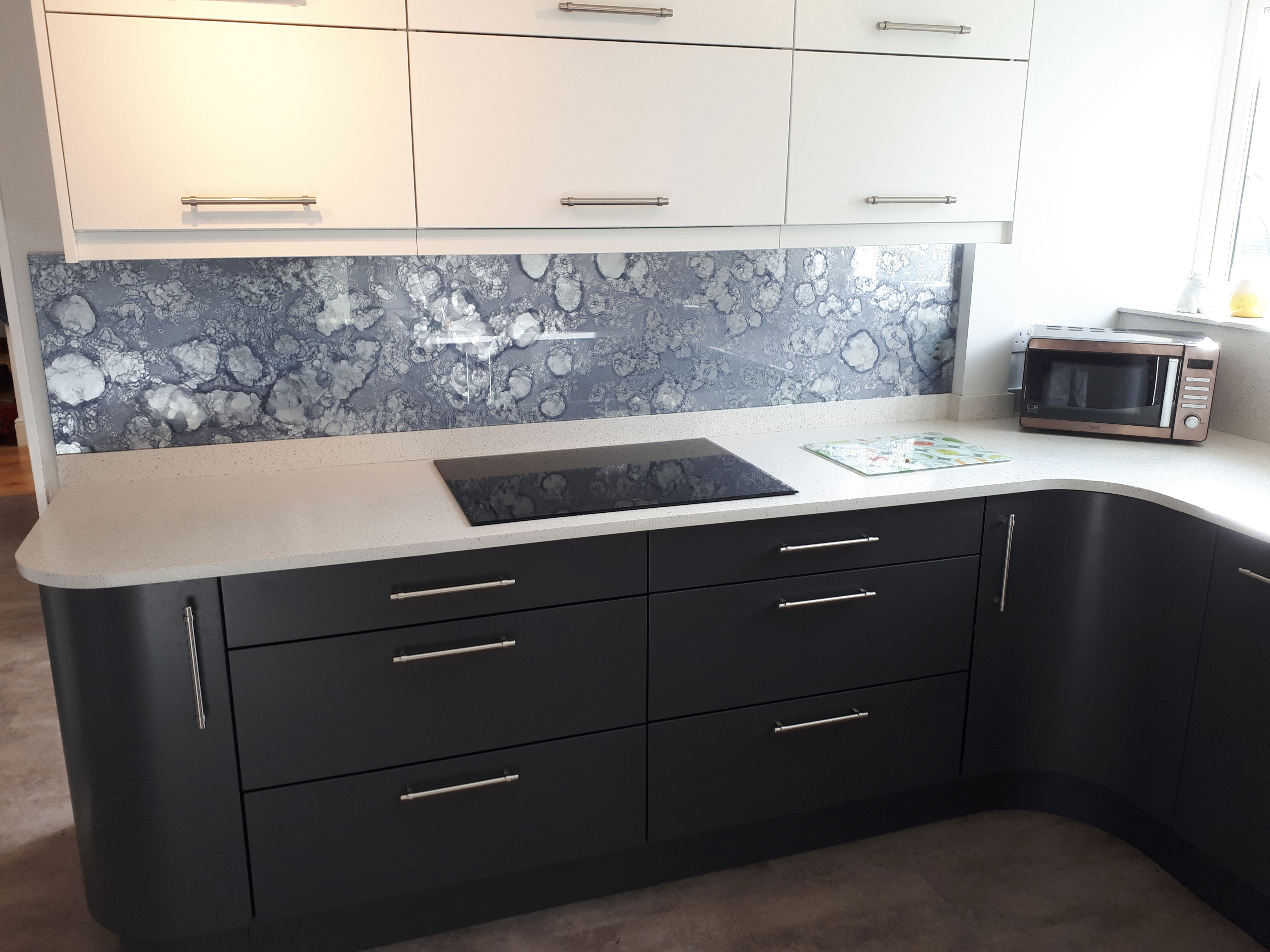 Damasco Sodalite Splashback